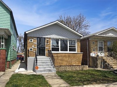 Chicago Single Family Home New: 216 East 107th Street
