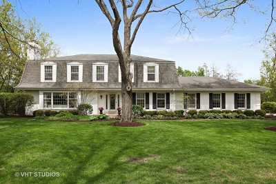 Lake Forest Single Family Home New: 880 Mellody Road