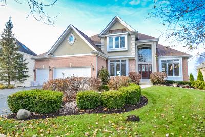Geneva Single Family Home New: 1616 Fairway Circle