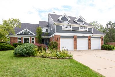 Buffalo Grove Single Family Home For Sale: 2320 Birchwood Court North