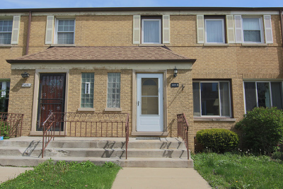 Oak Park Single Family Home New: 1419 North Harlem Avenue #B
