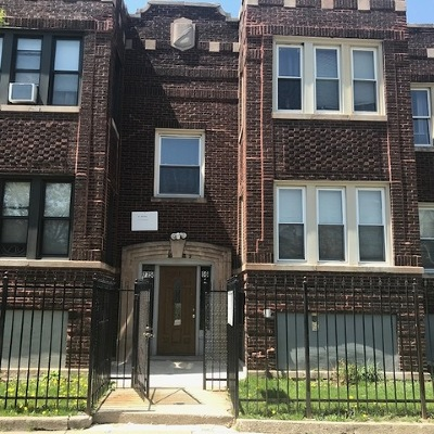 Chicago Multi Family Home For Sale: 7756 South Carpenter Street