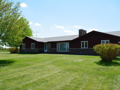 Woodstock Single Family Home For Sale: 3417 Alden Road