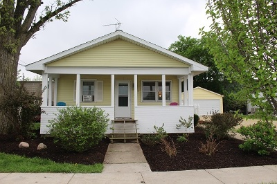 Single Family Home New: 247 East Keyes Avenue