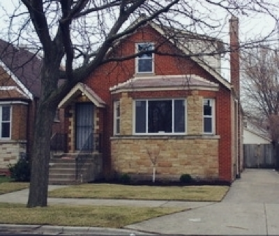 Chicago IL Single Family Home New: $165,000