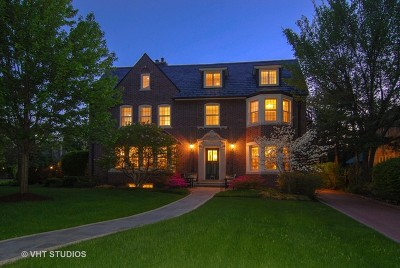 Oak Park Single Family Home New: 601 North Euclid Avenue