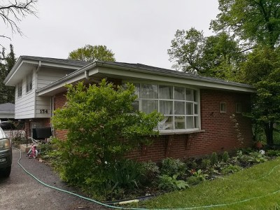 West Chicago Single Family Home For Sale: 134 North Neltnor Boulevard