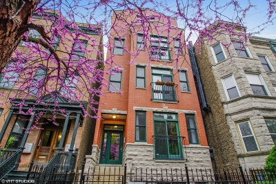 Condo/Townhouse New: 845 West Roscoe Street #2