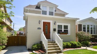 Chicago Single Family Home New: 6649 North Ottawa Avenue
