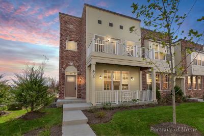 Aurora Condo/Townhouse New: 4150 Liberty Street #704