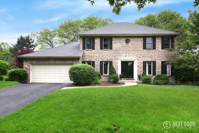 Naperville Single Family Home New: 1707 Ada Court