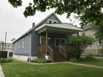 Single Family Home For Sale: 2324 West 111th Place