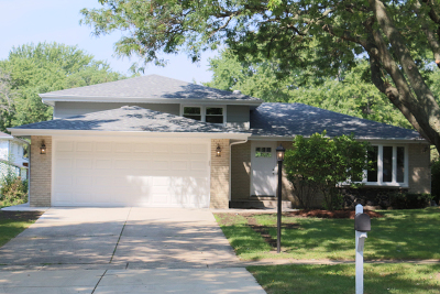 Downers Grove Single Family Home New: 9s162 Cumnor Road