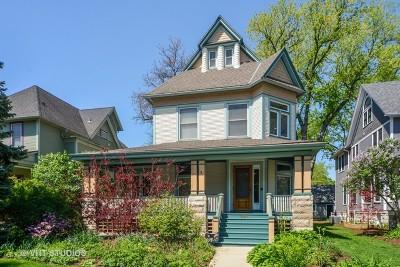 Oak Park Single Family Home For Sale: 321 South Euclid Avenue