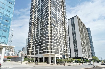 Condo/Townhouse For Sale: 360 East Randolph Street #2705-06
