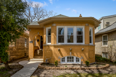 Single Family Home New: 6422 North Talman Avenue