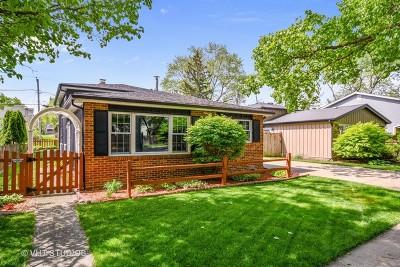 Glen Ellyn Single Family Home New: 453 Geneva Road