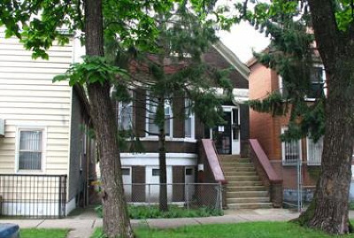 Chicago IL Single Family Home New: $49,900