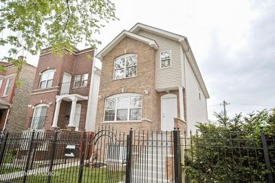 Chicago Single Family Home New: 2422 North Kildare Avenue