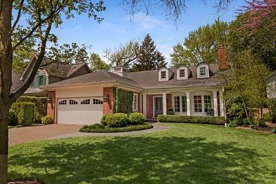 Wilmette Single Family Home New: 1029 Miami Road