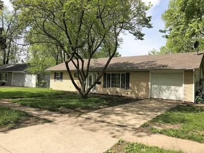 Hazel Crest Single Family Home New: 16748 Western Avenue
