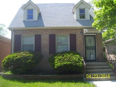 Chicago Single Family Home New: 9906 South Normal Avenue