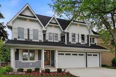 Glen Ellyn Single Family Home New: 265 Linden Street