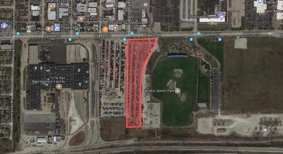 Residential Lots & Land For Sale: 3512 Oakton Street