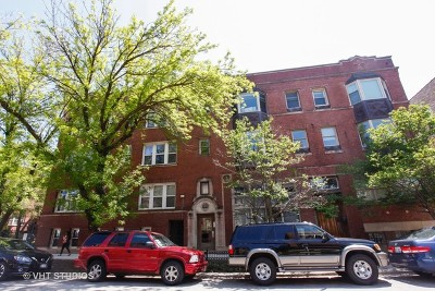 Chicago Condo/Townhouse New: 743 West Buckingham Place #2