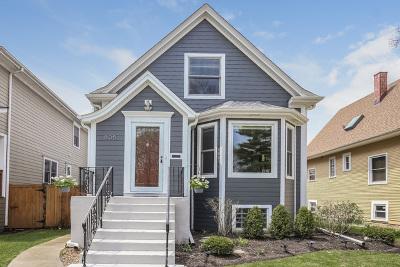 Oak Park Single Family Home New: 805 North Lombard Avenue