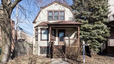 Single Family Home New: 4343 North Francisco Avenue
