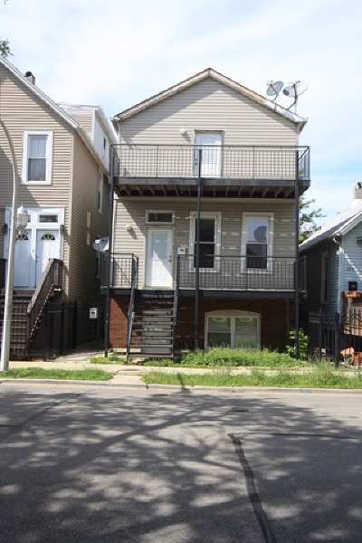 Chicago Multi Family Home New: 2940 West Lyndale Street