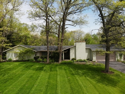 Lake Forest Single Family Home New: 1420 Arcady Drive