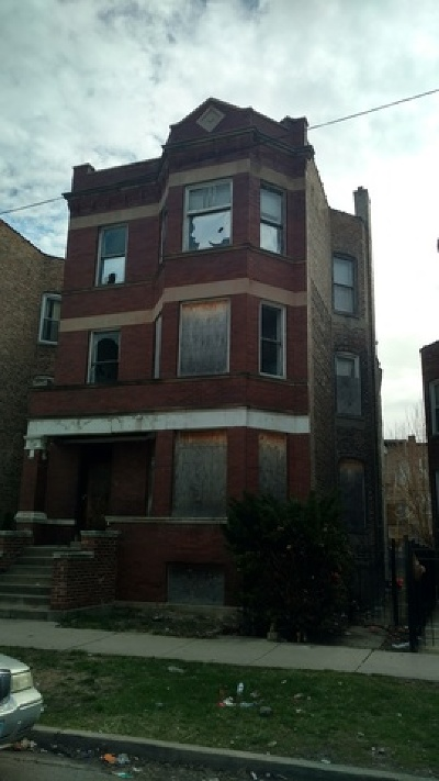Chicago Multi Family Home New: 1321 South Lawndale Avenue