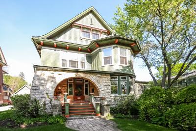 La Grange Single Family Home For Sale: 109 South Waiola Avenue