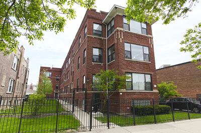 Chicago Rental New: 839 North Sacramento Boulevard #3C