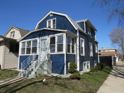 Chicago Single Family Home New: 2501 North Mason Avenue North