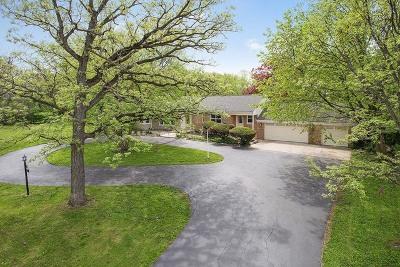 Palos Park Single Family Home Contingent: 8605 Pawnee Road