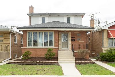 Chicago Single Family Home New: 6353 South Oak Park Avenue