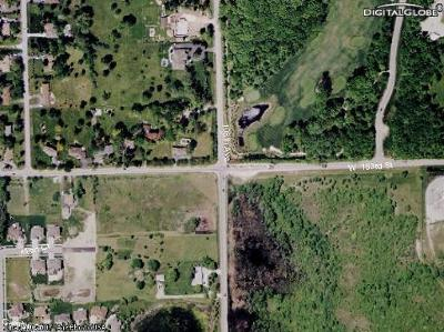 Orland Park Residential Lots & Land For Sale: 15300 108th Avenue