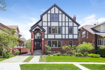 Oak Park Single Family Home New: 810 North Marion Street