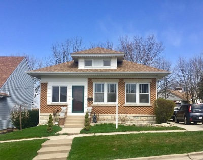 Lemont Single Family Home New: 427 Grant Street