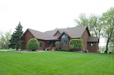 McHenry Single Family Home New: 2803 North Bayview Lane