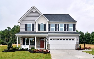 Gilberts Single Family Home New: 995 Blue Aster Parkway