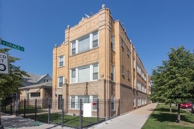 Condo/Townhouse New: 3350 West Grace Street #3
