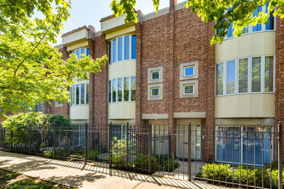 Chicago Condo/Townhouse New: 5436 South Ellis Avenue