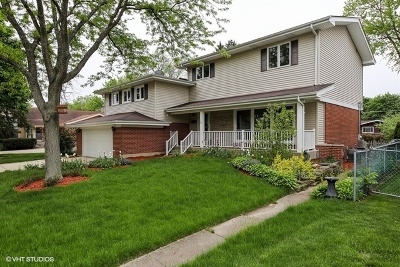 Arlington Heights Single Family Home New: 406 North Dwyer Avenue