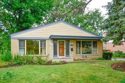 Skokie Single Family Home Price Change: 9326 Keeler Avenue