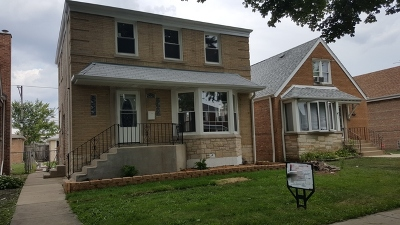 Chicago IL Single Family Home New: $225,900