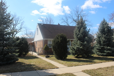 Burbank IL Single Family Home New: $179,800